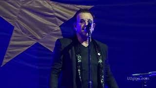 http://www.u2gigs.com - U2 perform New Year's Day live during their...