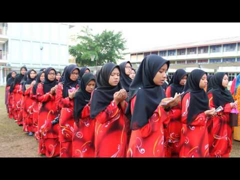 Anugerah Asrama Terbilang SGS 2016