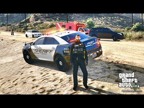 GTA 5 MODS LSPDFR 783 - TAURUS PATROL !!! (GTA 5 REAL LIFE PC MOD)
