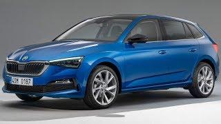 Škoda Scala: irmão acessível do Golf, baseado no Polo - detalhes - www.car.blog.br