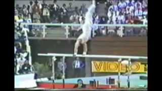 Gymnastic Code of Points. Parallel bars. Groop В