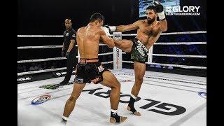 GLORY 65: Sitthichai vs. Marat Grigorian (Lightweight Title Bout) - Full Fight