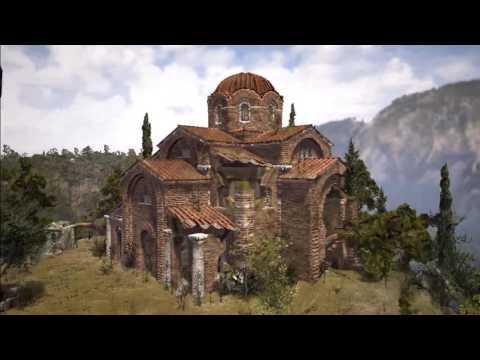 Byzantine Ruins Environment UE4