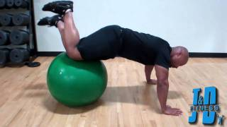 Get a 6-pack with this exercise!  Power Hip Rotation