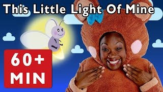 This Little Light of Mine and More | Nursery Rhymes from Mother Goose Club!