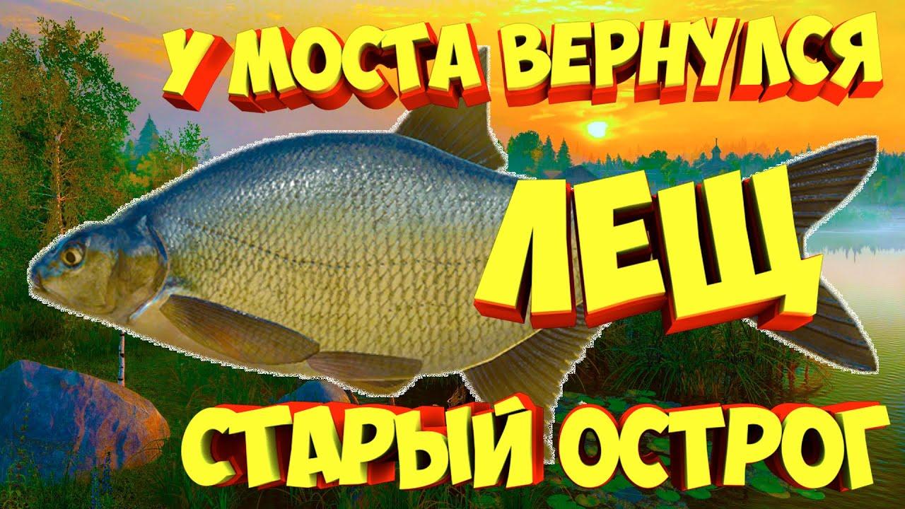 озеро русская рыбалка угорь
