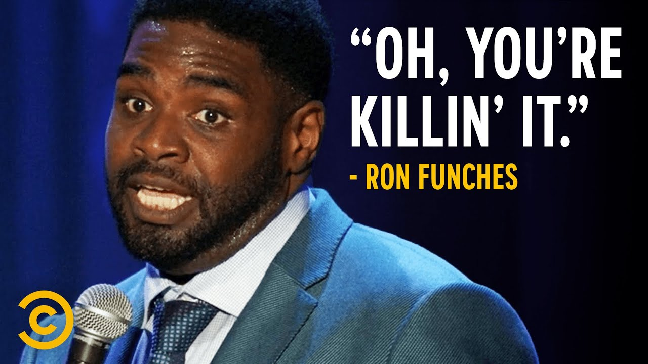 The Meanest Type of Person - Ron Funches