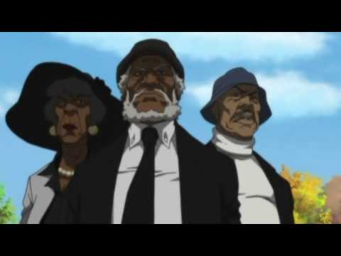 The Boondocks (Afro Samurai Season 2 Opening:Theme)