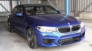 2019 BMW M5: Review