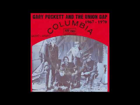 Gary Puckett & The Union Gap - Columbia 45 RPM Records - 1967 - 1970