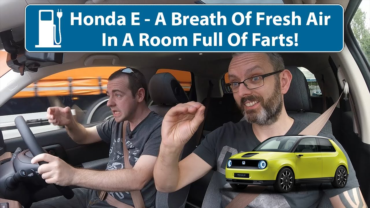 Honda E - A Breath Of Fresh Air In A Room Full Of Farts!