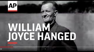 William Joyce Hanged - 1946