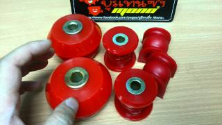 Urethane Bushes for City 03-ZX and Jazz GD