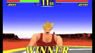Retro Value - Virtua Fighter Remix ( Sega Saturn )