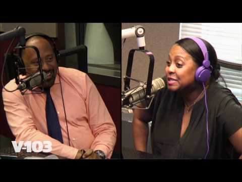 Keshia Knight Pulliam duces Her New Spices W Frank Ski!