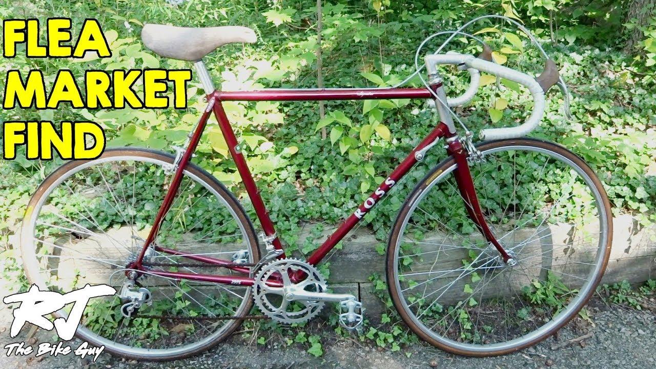 Flea Market Bike Find - Ross Signature Model 290S