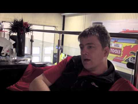 Interview with Simon Levett