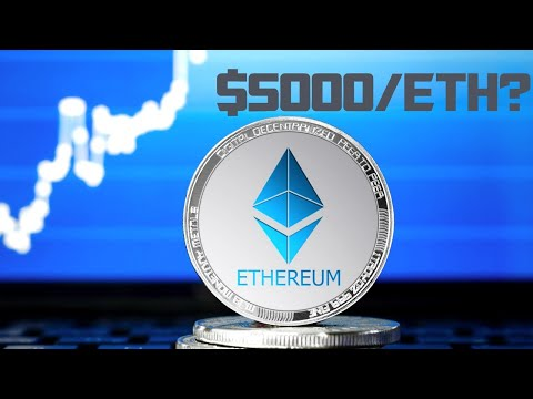 $5000/ETH? Latest Ethereum (ETH)  Price Predictions!