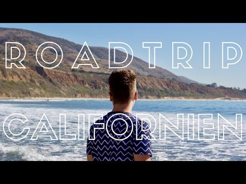 Roadtrip Los Angeles - San Francisco (4K) - William's Kitchen