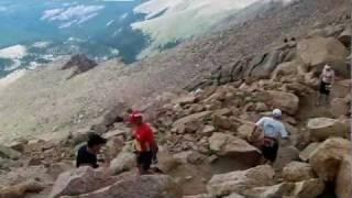 Pikes Peak Marathon & Ascent: Doubler