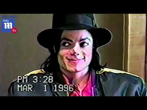 Michael Jackson's extraordinary 1996 interrogation on abuse claims