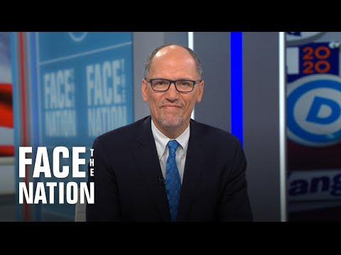 DNC Chair Tom Perez on the state of play for the Democratic nomination