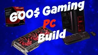 600 Gaming PC January 2016 | 600$ gaming PC Jan 2016 | Best PC For 600 Gaming | Best Gaming PC 2016