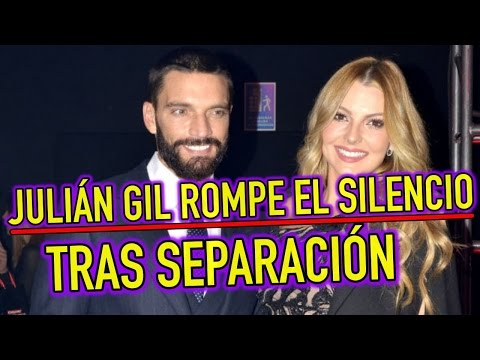 Julián Gil ROMPE EL SILENCIO tras RUMORES de SEPARACIÓN con Marjorie De Sousa