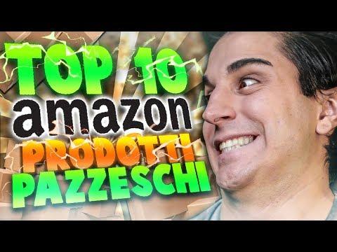 TOP 10 PRODOTTI AMAZON PAZZESCHI! Una lista davvero ignorante!