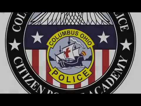 columbus division of police 2017 citizens police academy