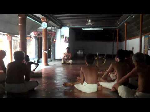 The Vedic Ritual - Thrisandha