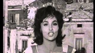Gina Lollobrigida - Interview (1958)