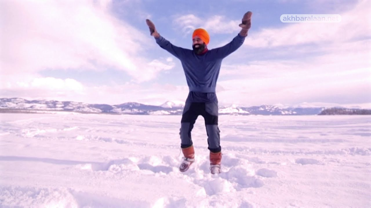 كندي يرقص على بحيرة متجمدة بعد تلقيه لقاح كورونا  - نشر قبل 4 ساعة