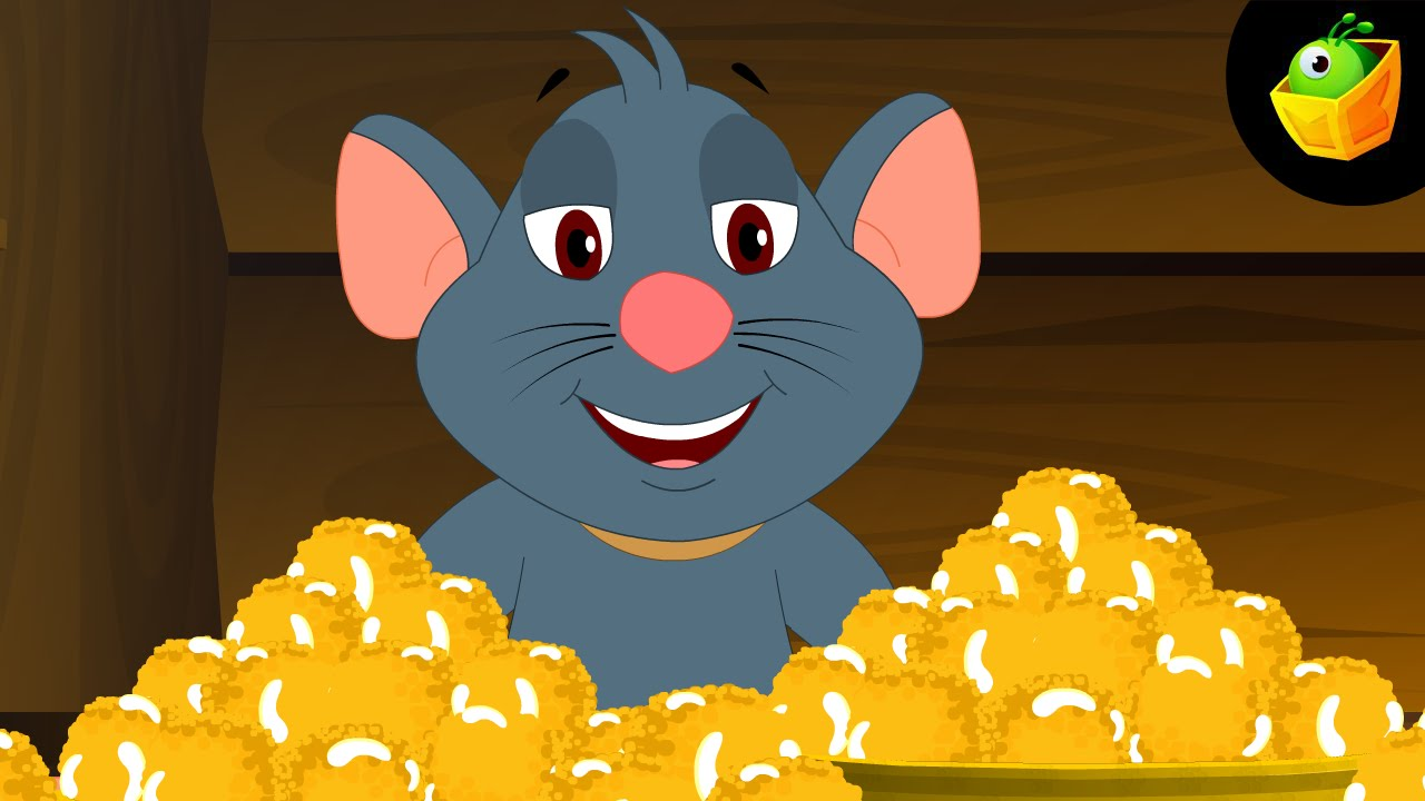 Aaj Mangalwar Hai Chuhe Hindi Animated Cartoon Nursery Rhymes For