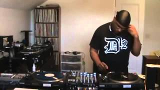 Classic Detroit Techno 1981 to 1991The First Decade Digging and Practicing Before a Gig part 1