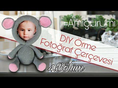 Amigurumi hello kitty kulak dikimi - YouTube   360x480