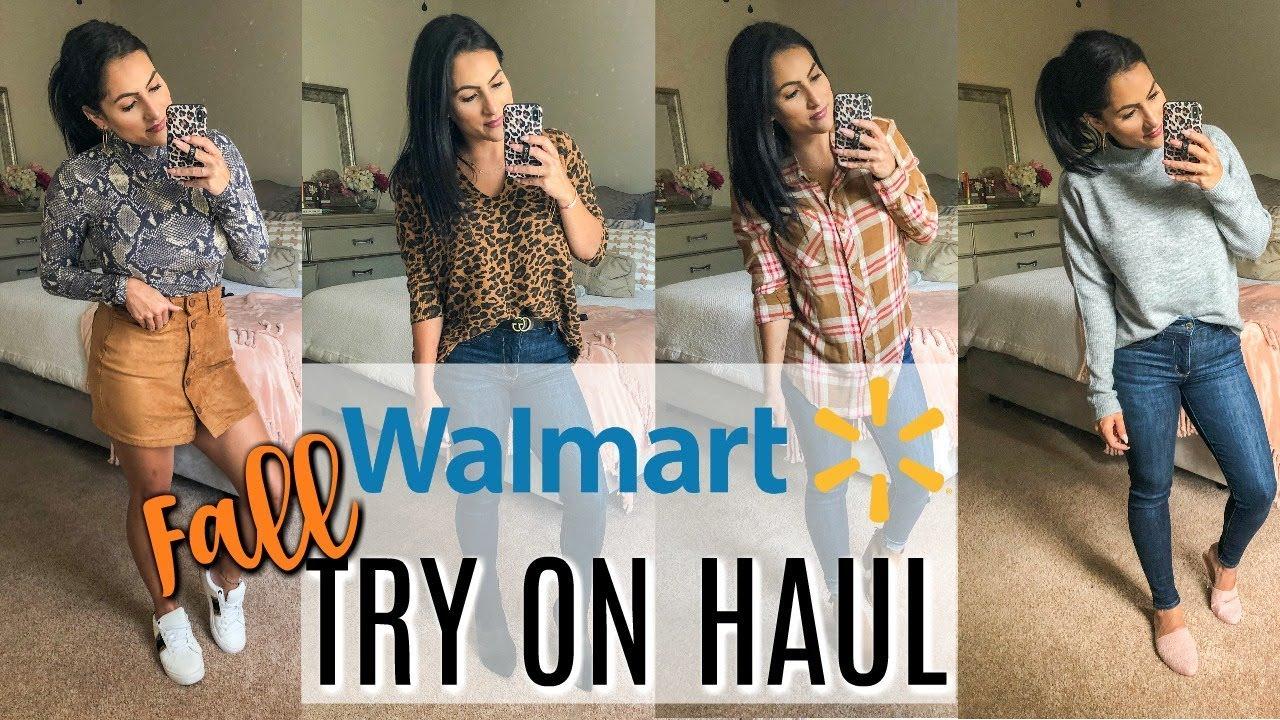 [VIDEO] - WALMART FALL TRY ON HAUL 2019 | WALMART OUTFIT IDEAS | XoJuliana 3