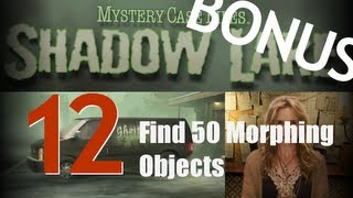 Mystery Case Files 9: Shadow Lake [12] w/YourGibs - Bonus: FIND ALL MORPHING OBJECTS