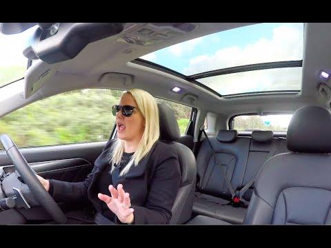 Juliet Drives the Haval H6 C
