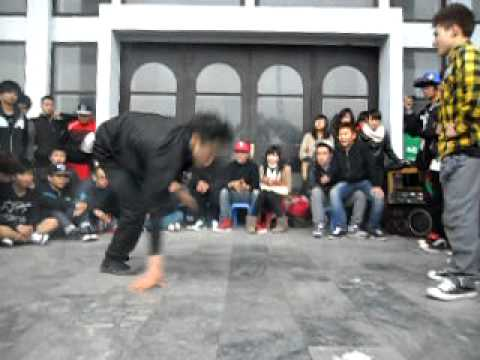 Who Is The Litter Dragon   Bboy ST vs Bboy TuPe