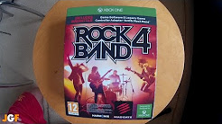 Rockband 4 Unboxing (With Adapter)