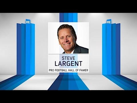 Pro Football Hall of Famer Steve Largent Talks Seahawks & More
