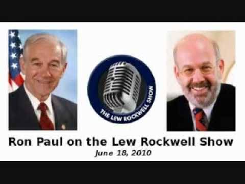 Ron Paul on Lew Rockwell: Afghanistan war over minerals and pipeline