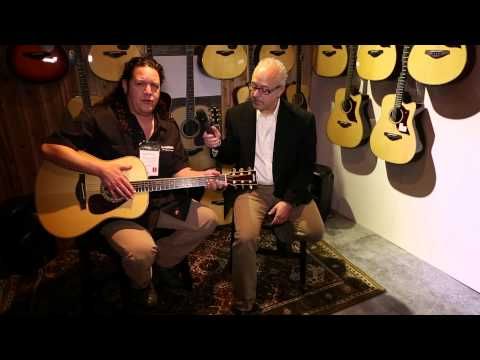Yamaha L Series Acoustic Guitars - NAMM 2014