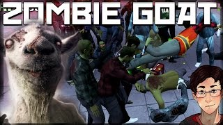 Goat Simulator - Rise my Army of the Dead! (GoatZGamingVideos #1)