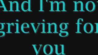 Evanescence - Like You Lyrics