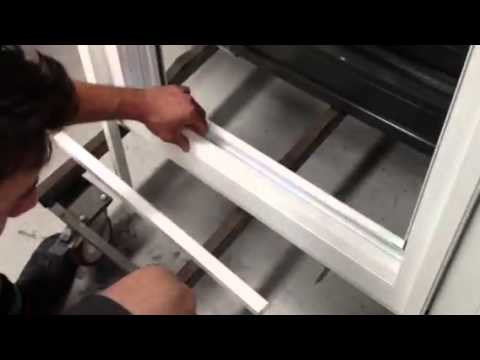 Montaje junquillos youtube - Que cuesta cambiar ventanas climalit ...