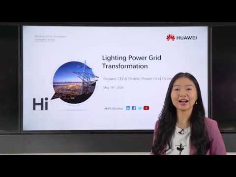Huawei CEE & Nordic Power Grid Online Summit