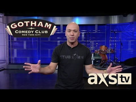 Gotham Comedy Live Presents Jo Koy LIVE and UNCENSORED on AXS TV!