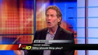 Skip and Matthew Berry Fantasy Debate